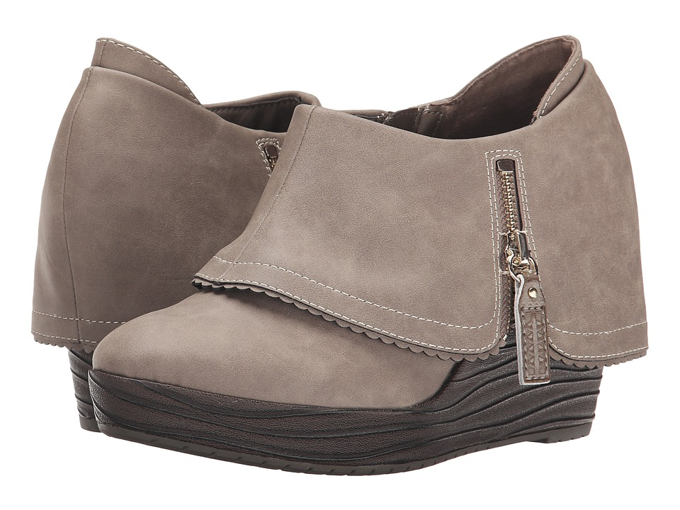 Dr. Scholl's - Breeanna (Taupe) Women's Boots