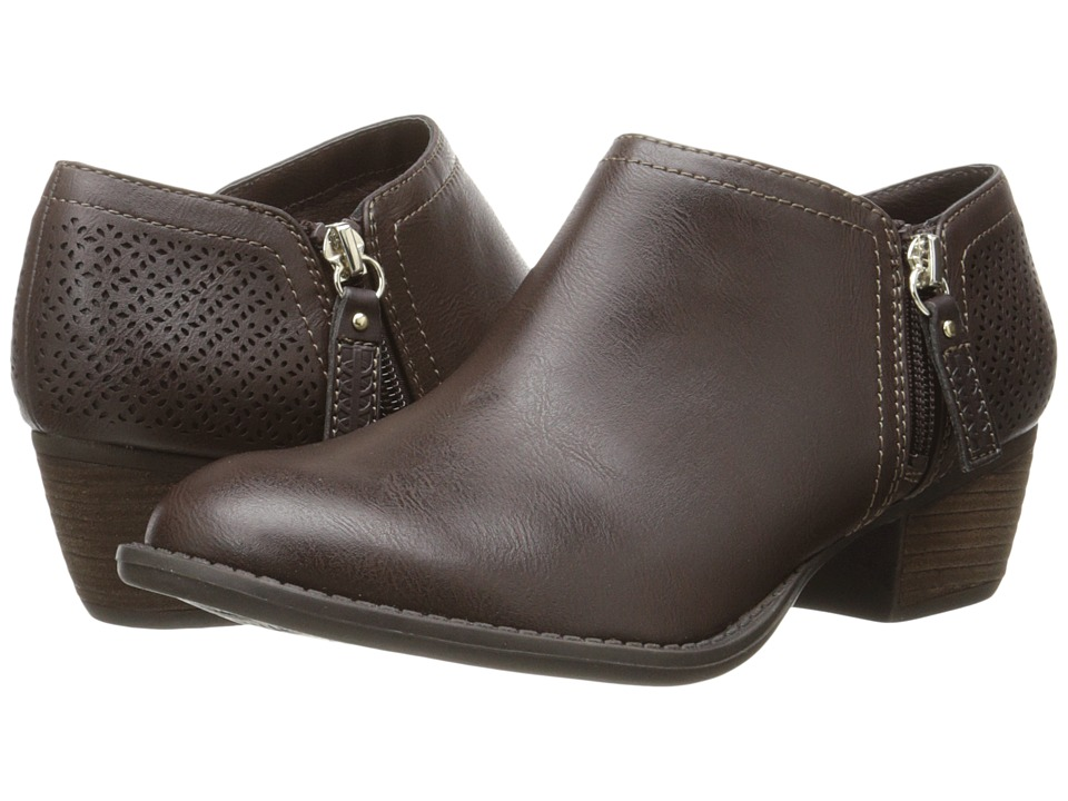 Dr. Scholl's - Jordan (Dark Brown) Women's Boots