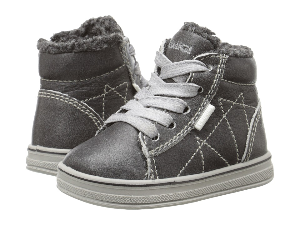 Primigi Kids - Rory (Infant/Toddler) (Grey) Girls Shoes