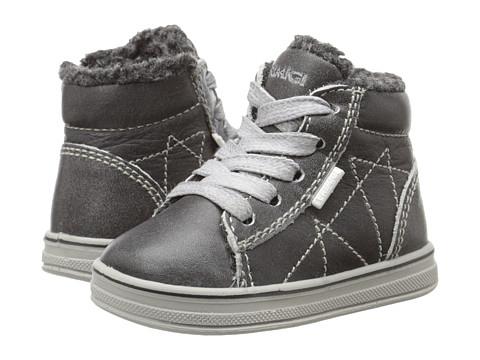 Primigi Kids - Rory (Infant/Toddler) (Grey) Girls Shoes