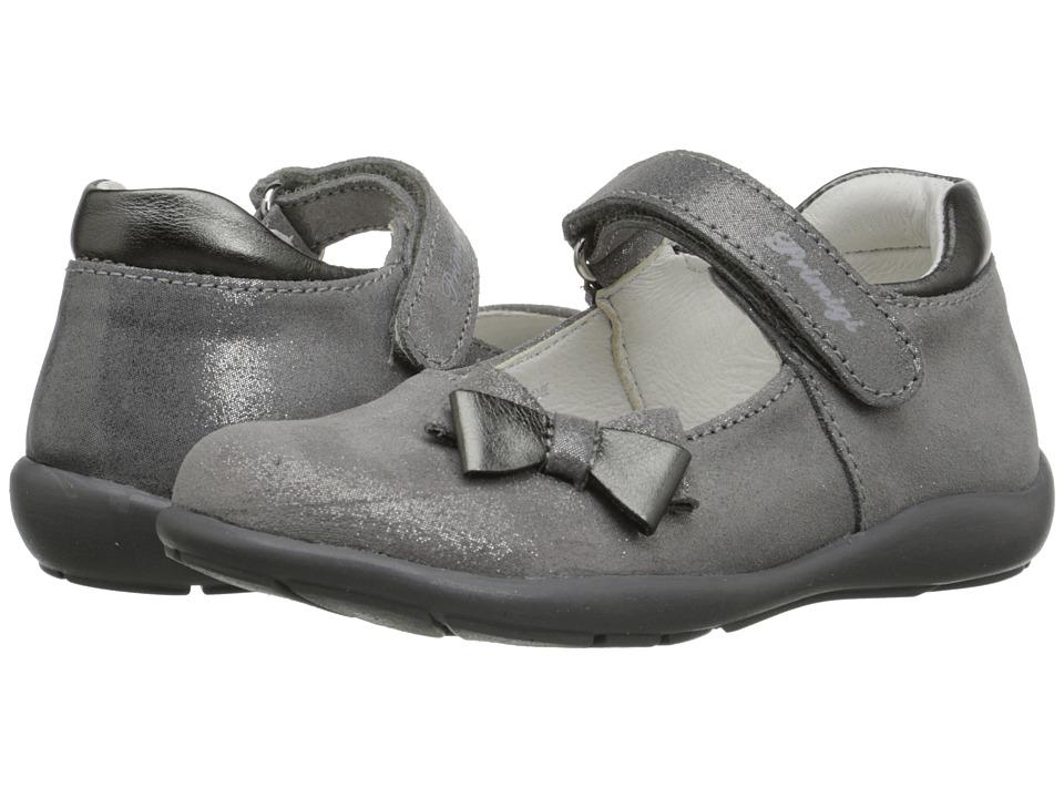 Primigi Kids - Yasmine (Toddler/Little Kid) (Grey) Girls Shoes