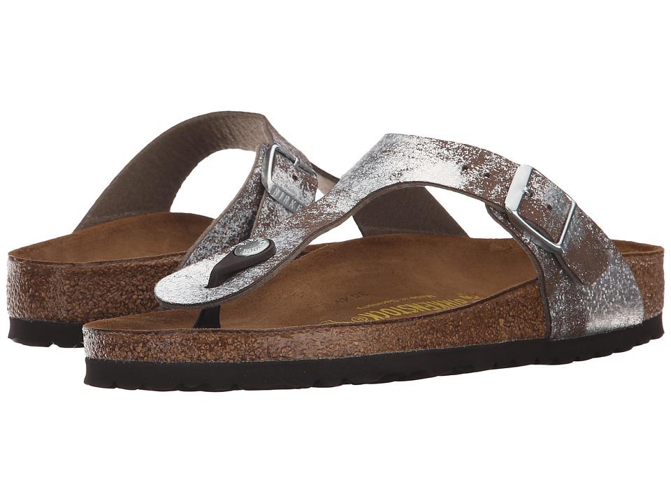 Birkenstock - Gizeh (Stardust Stone) Slide Shoes