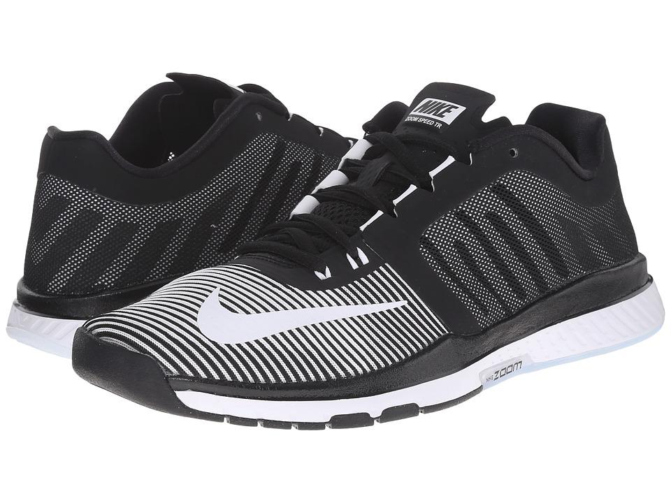 Nike - Zoom Speed TR 3 (Black/White) Men's Cross Training Shoes