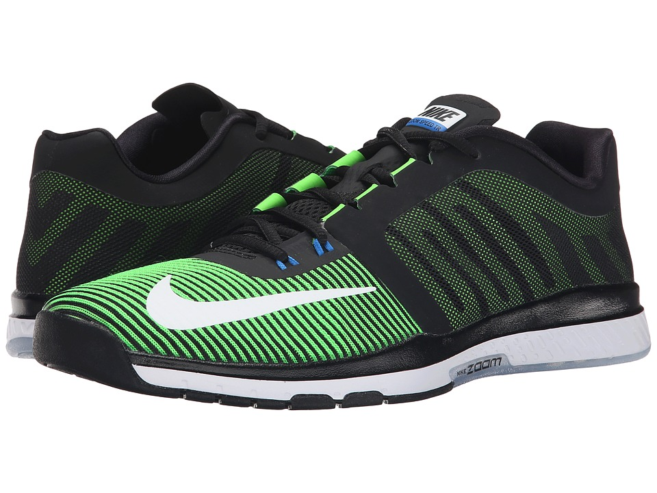 Nike - Zoom Speed TR 3 (Green Strike/Black/Soar/White) Men's Cross Training Shoes