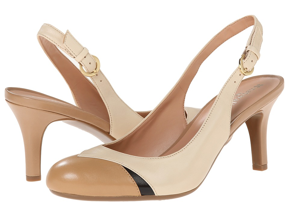 Naturalizer - Valerie (Ivory) Women's Shoes