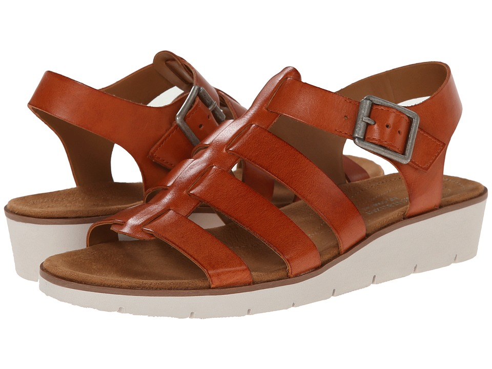 Naturalizer - Donna (Rust) Women's Sandals
