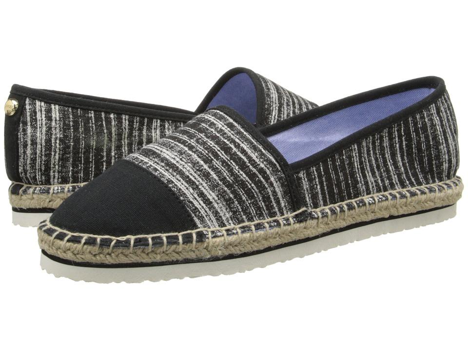 Tommy Hilfiger - Edore 3 (Black Multi) Women's Shoes