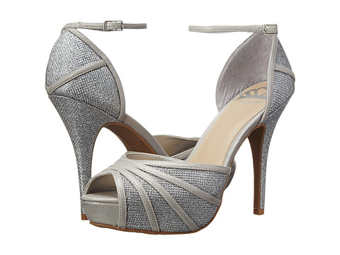 Fergalicious - Enigma (Silver) Women's Shoes