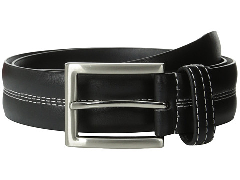 Florsheim - 1130 (Black) Men's Belts
