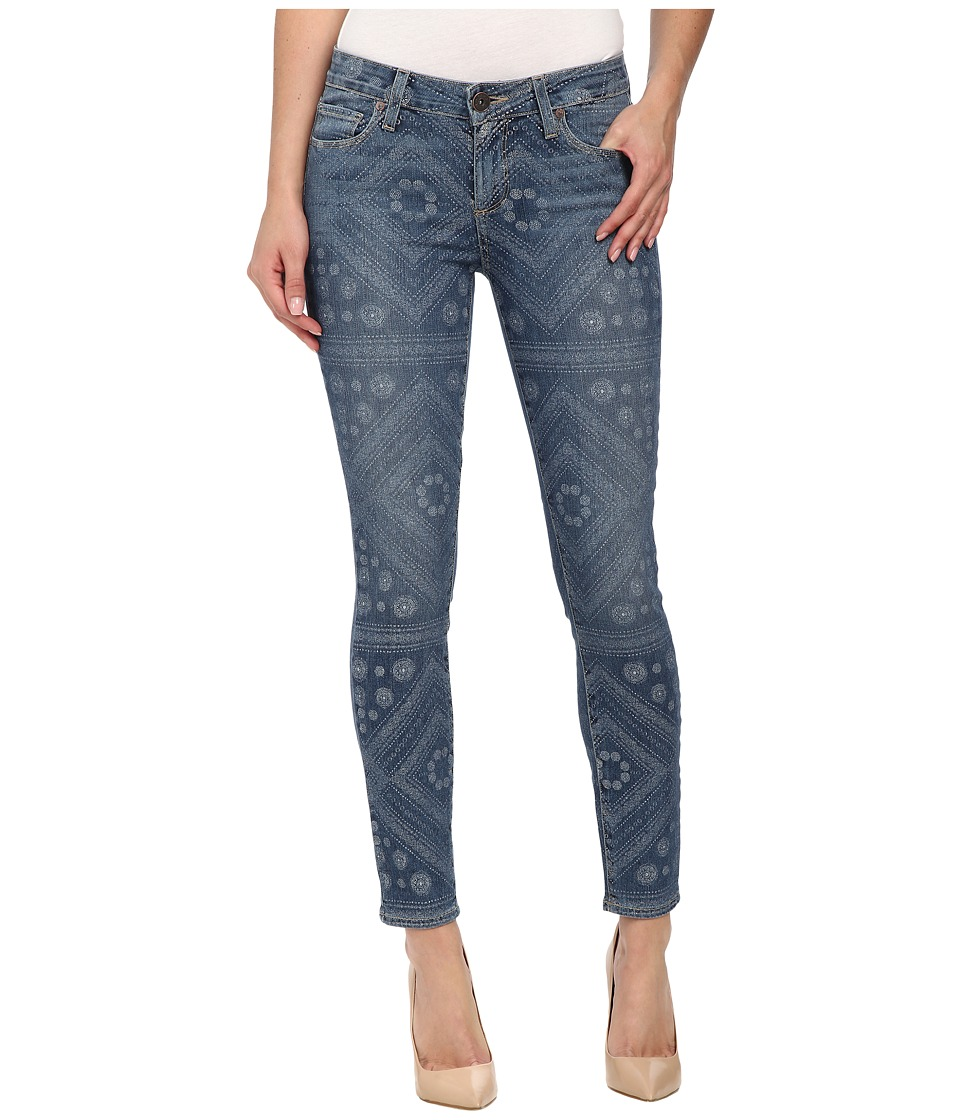 Paige - Verdugo Ankle in Ryder Print (Ryder Print) Women's Jeans