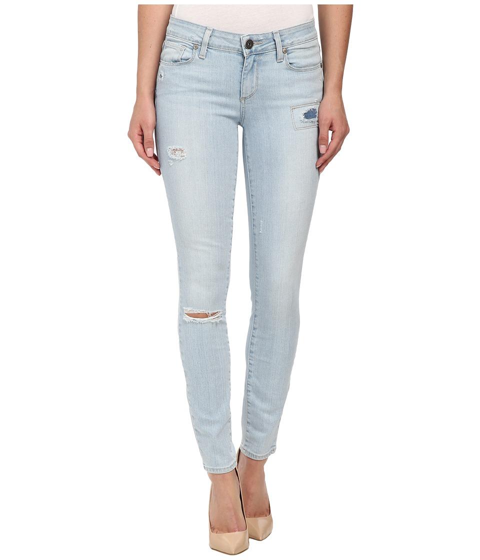 Paige - Verdugo Ankle in Cece Destructed (Cece Destructed) Women's Jeans