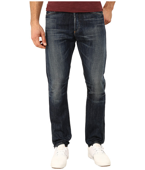 A Gold E - Tapered Slim in Monterey (Monterey) Men's Jeans