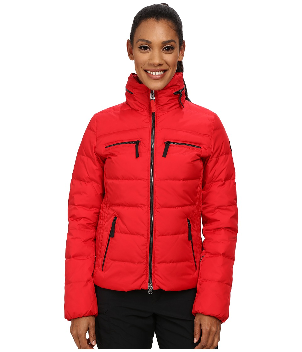 Bogner Fire + Ice - Lennja-D (Fire Red) Women's Coat