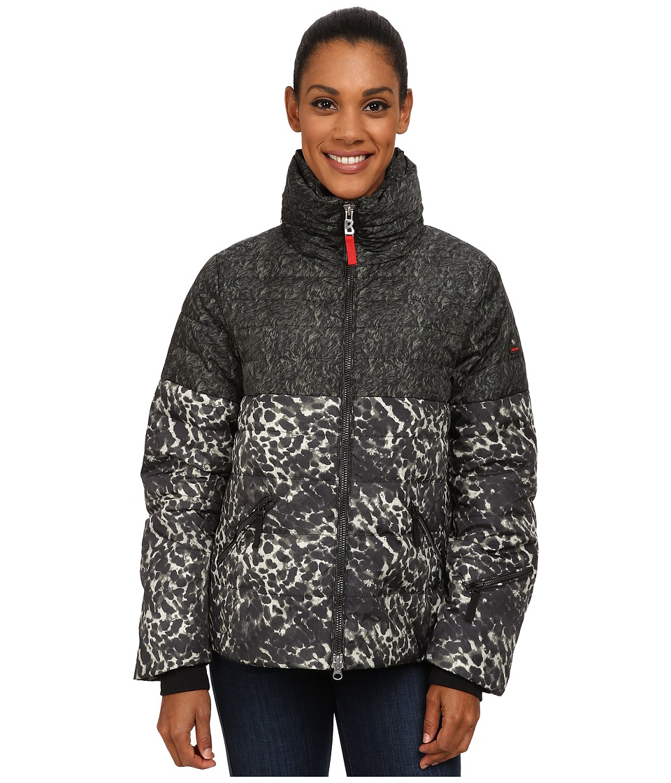 Bogner Fire + Ice - Madita-D (Runway Print/Curly Lamb) Women