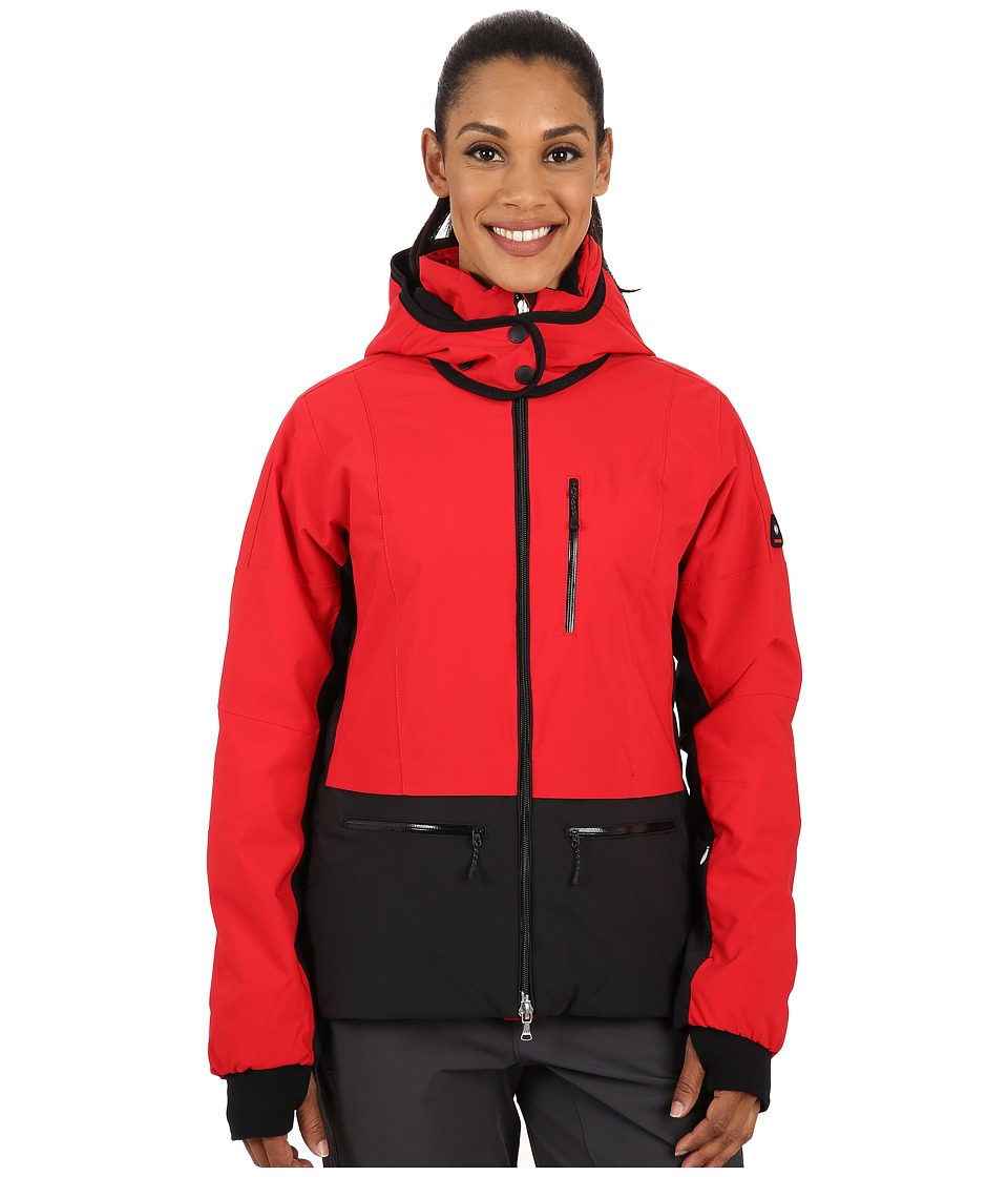 Bogner Fire + Ice - Fea (Fire Red) Women's Clothing
