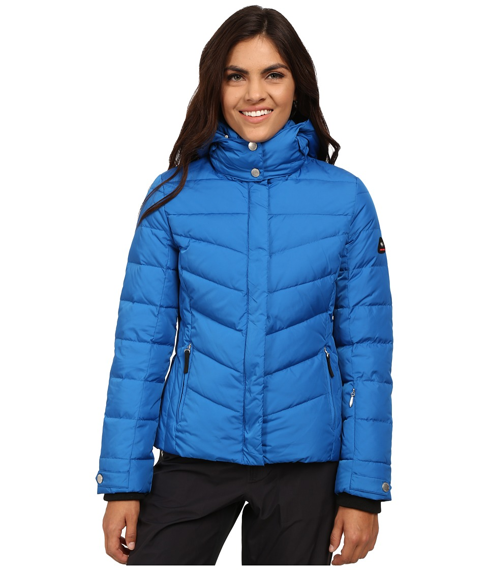 Bogner Fire + Ice - Sally-D (Arctic Blue) Women's Coat