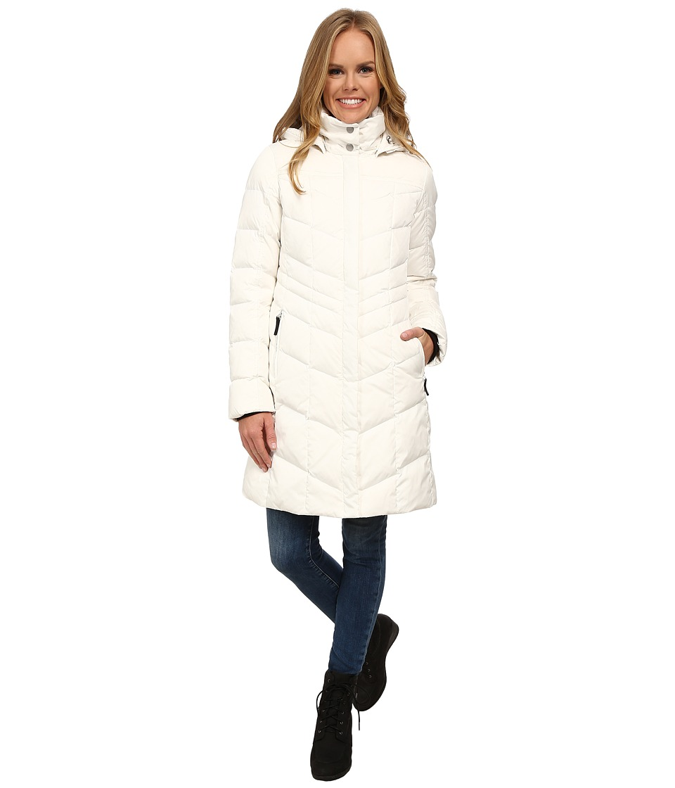 Bogner Fire + Ice - Dalia-D (Marbel White) Women's Coat