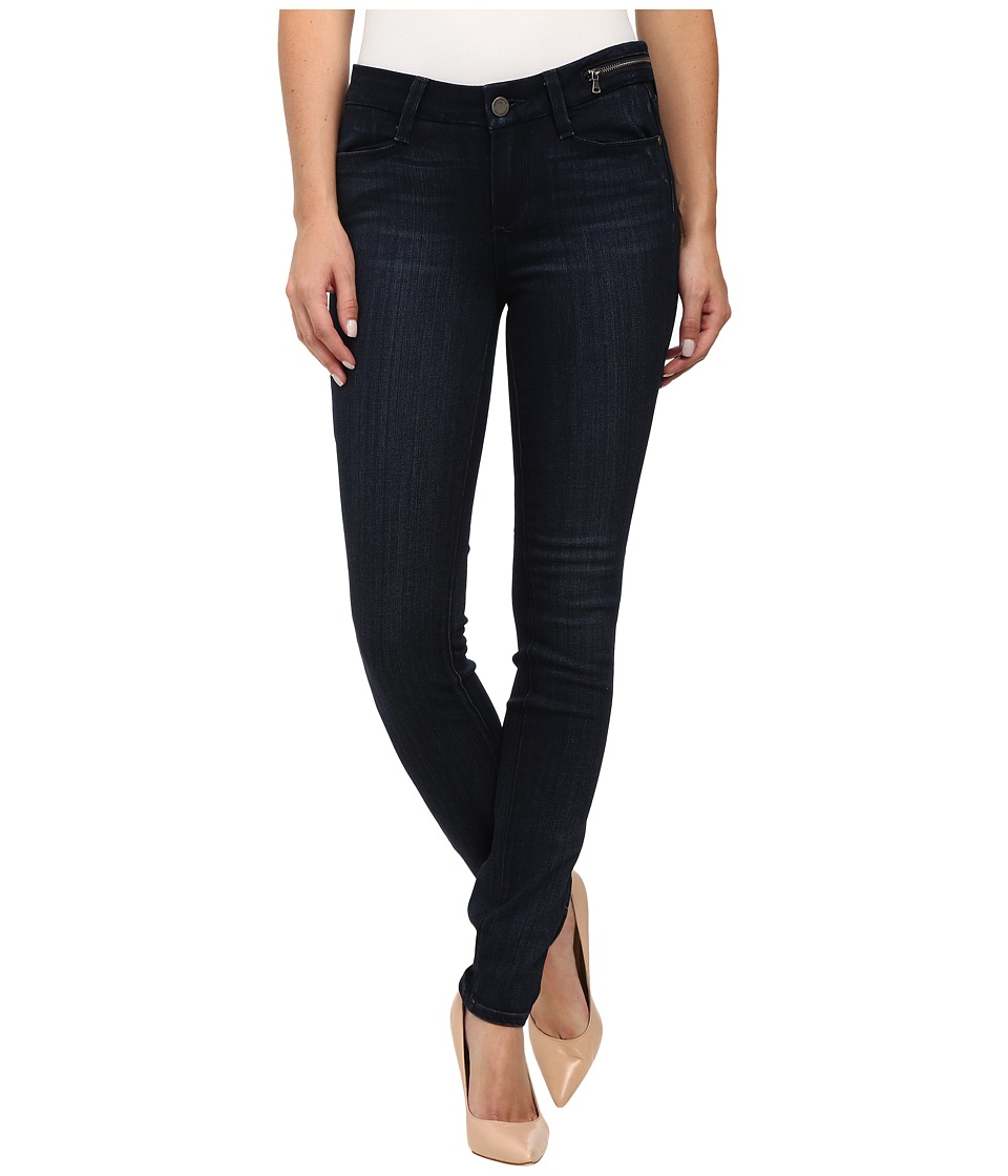 Paige - Jolene Zip Ultra Skinny in Georgie (Georgie) Women
