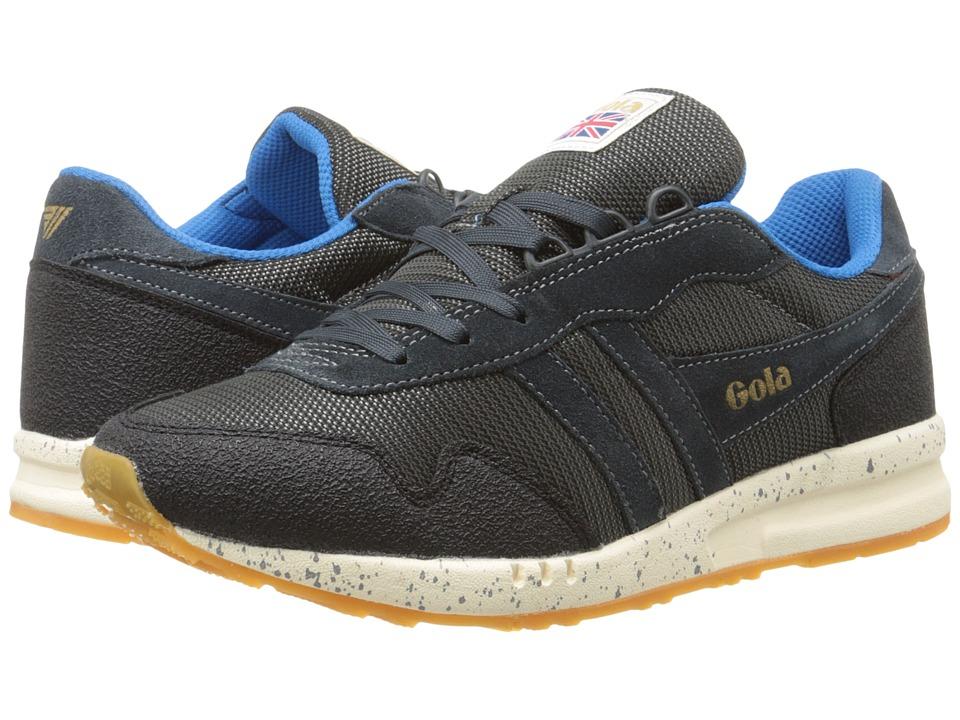 Gola - Katana Ranger (Grey/Black/Blue) Men's Shoes