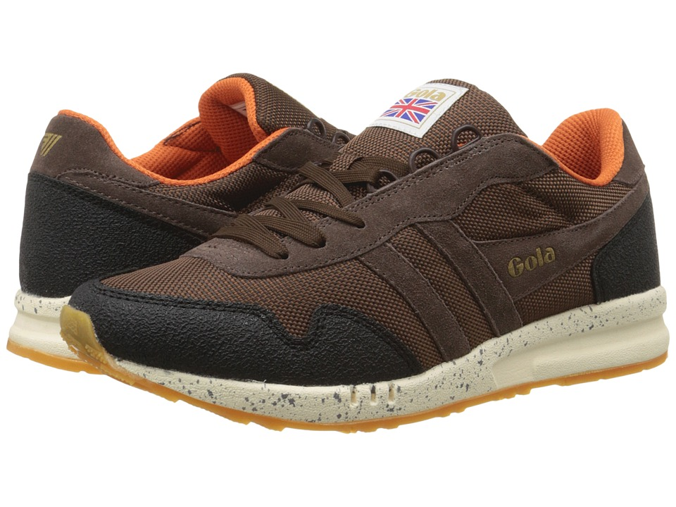 Gola - Katana Ranger (Brown/Black/Orange) Men's Shoes