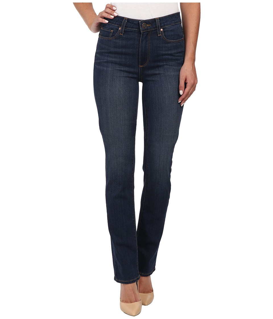 Paige - Hoxton Straight in Raylene (Raylene) Women's Jeans