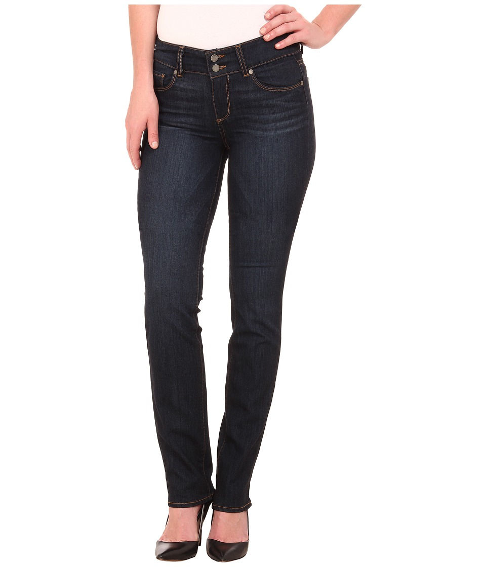 Paige - Hidden Hills Straight in Ingrid (Ingrid) Women's Jeans