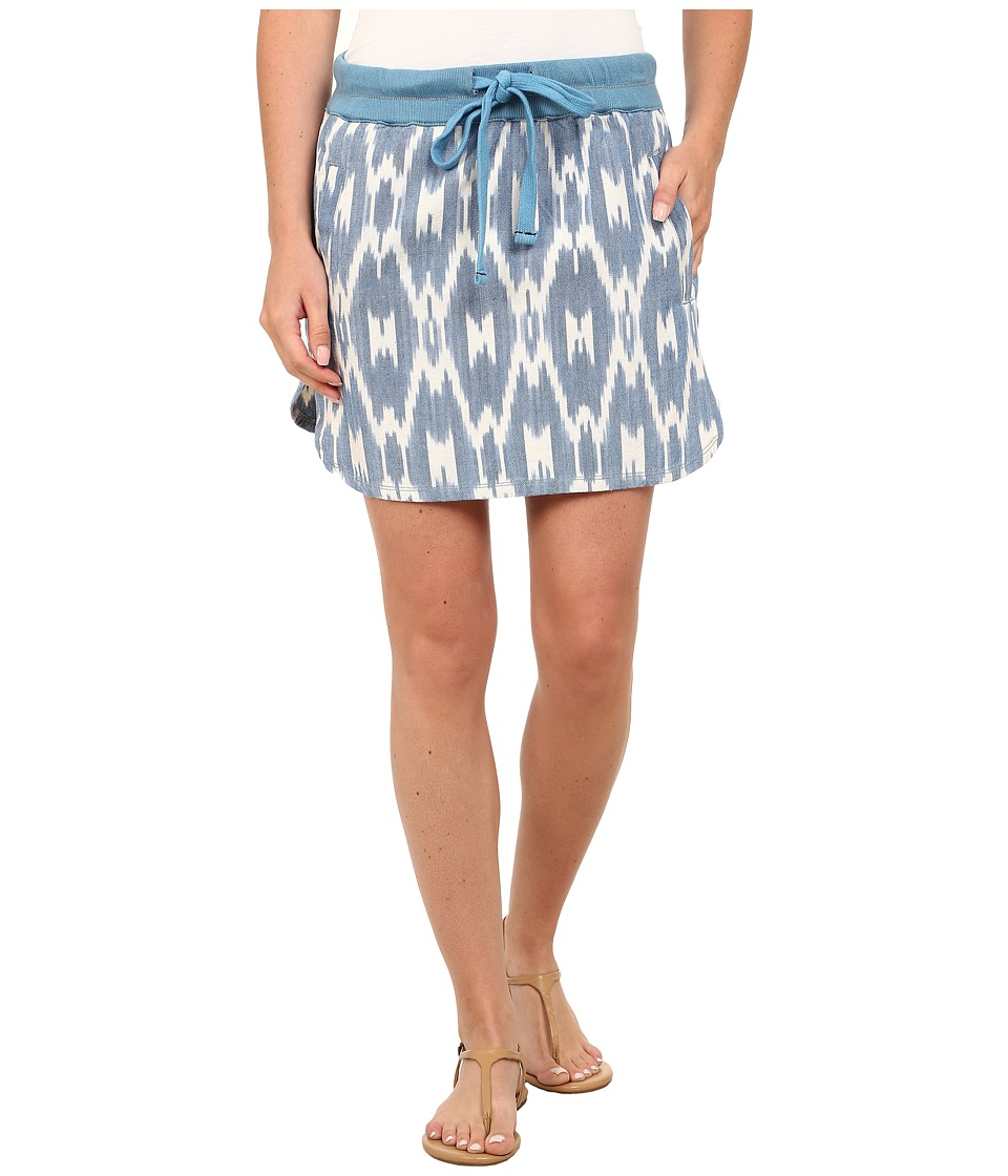 Dylan by True Grit - Wanderer Skirt (Vintage Denim) Women's Skirt