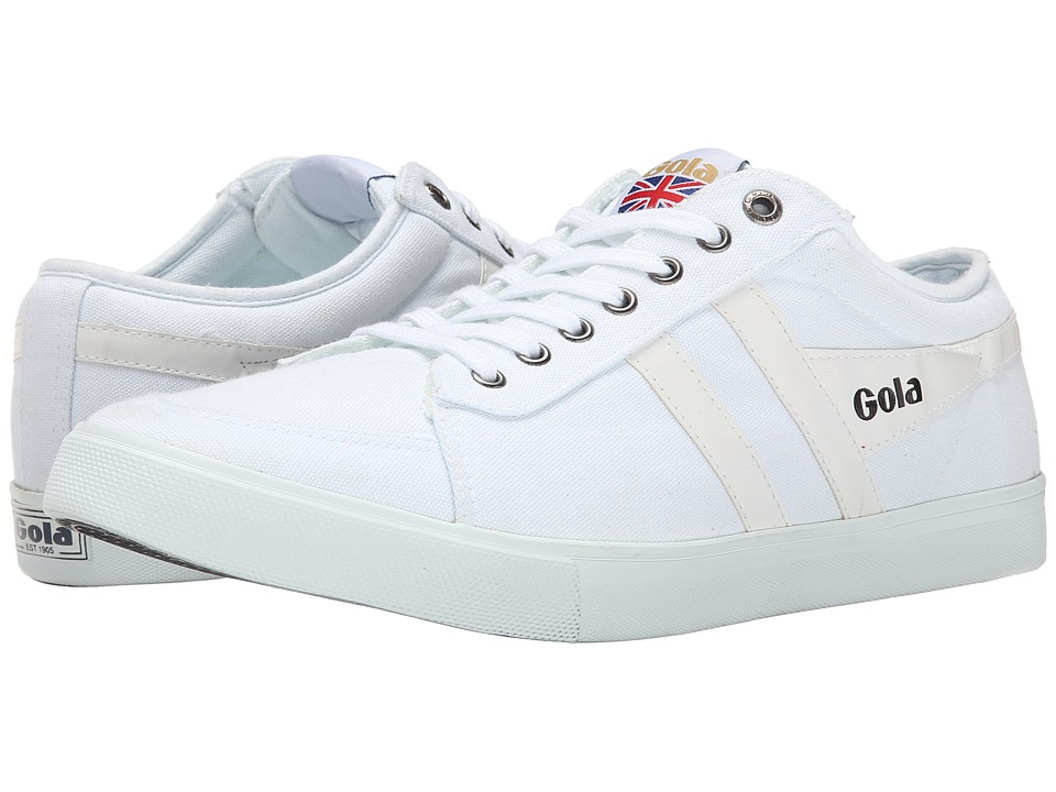 Gola - Comet (White/White) Men's Shoes