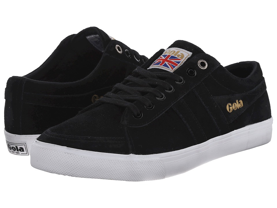 Gola - Comet Mono (Black) Men's Shoes