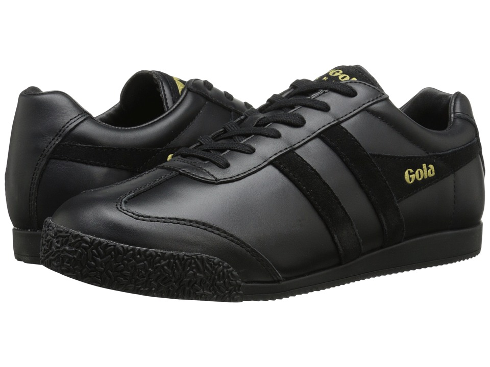 Gola - Harrier Mono (Black) Men's Shoes