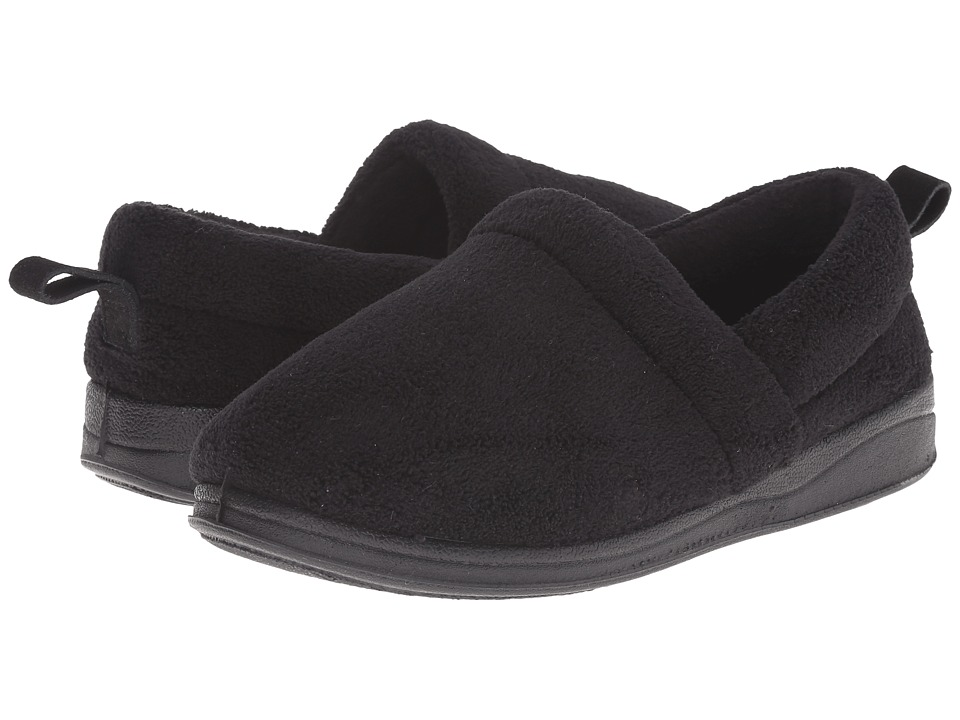 Foamtreads - Tia (Black) Women's Slippers