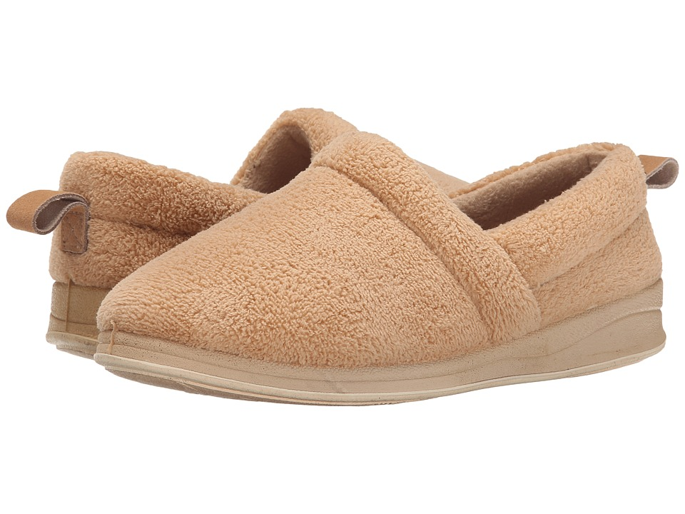 Foamtreads - Tia (Champagne) Women's Slippers