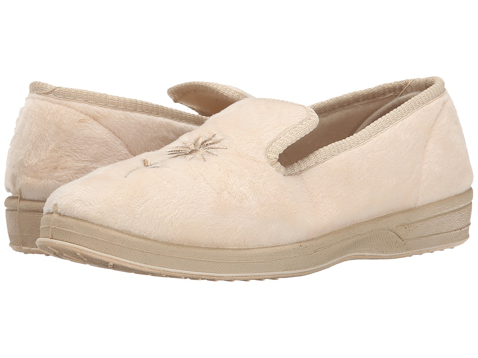 Foamtreads - Claire (Champagne) Women's Slippers