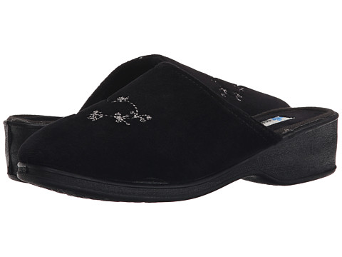 Foamtreads - Sara Ft (Black) Women's Slippers
