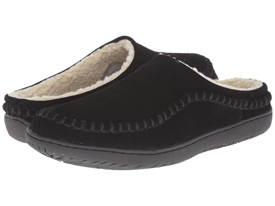 Foamtreads - Logan L (Black) Women's Slippers