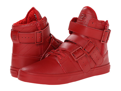 radii Footwear - Straight Jacket VLC (Triple Red Waxed Pebble Leather) Men's Shoes