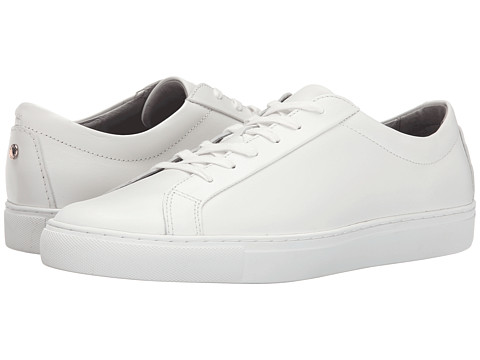 Thorocraft - Kennedy (White) Men's Shoes