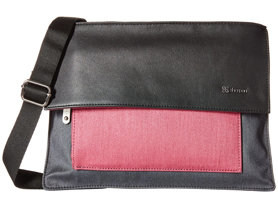 Sherpani - Viso Crossbody Bag (Ruby) Cross Body Handbags