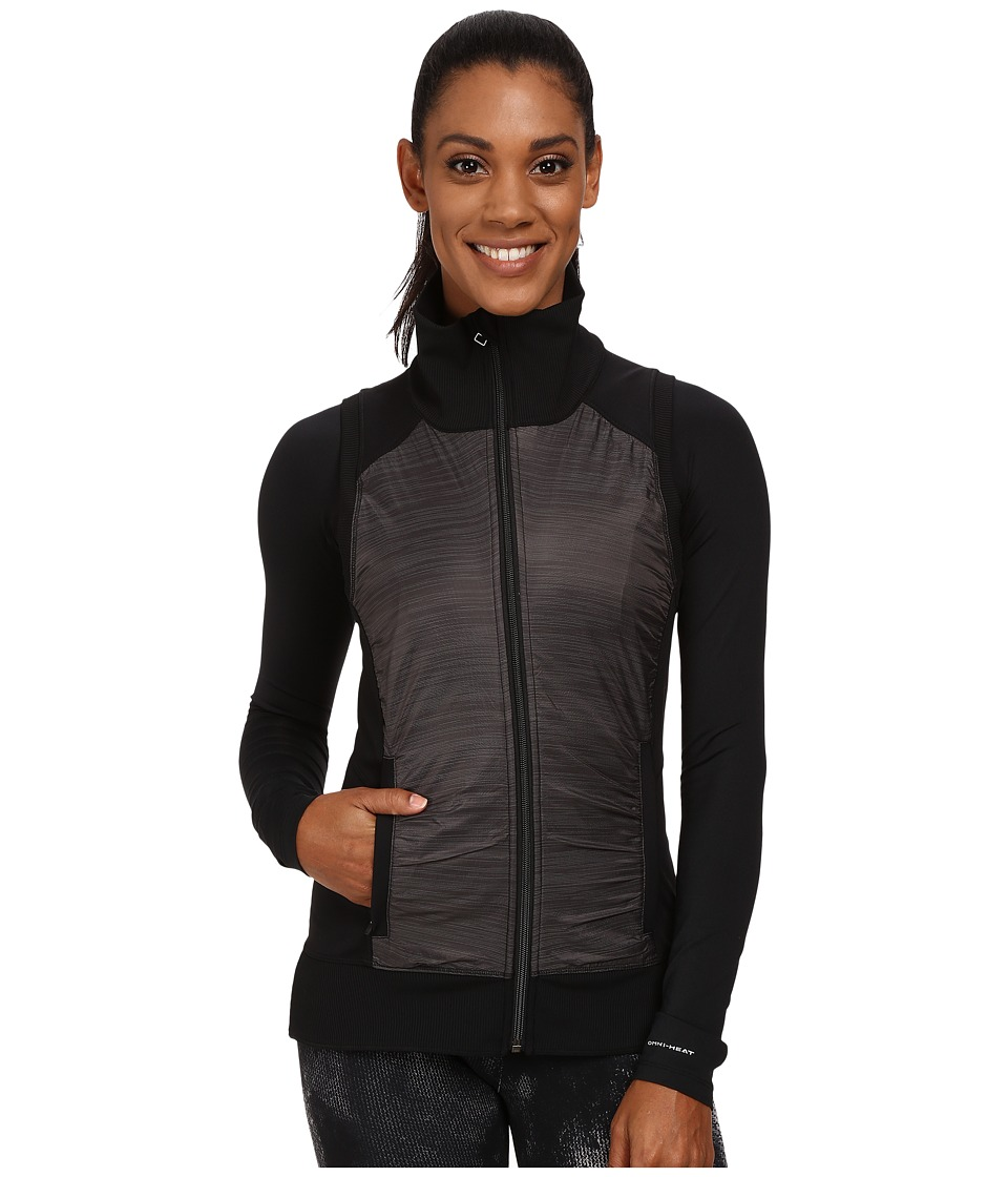 ALO - Lakeside Vest (Black) Women's Vest