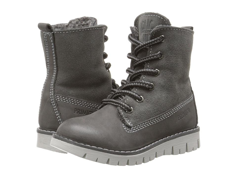 Primigi Kids - Tilly (Toddler/Little Kid/Big Kid) (Grey) Girl's Shoes