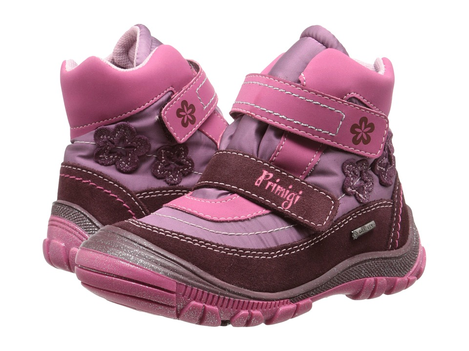 Primigi Kids - Kalmar (Toddler/Little Kid) (Dark Red) Girls Shoes