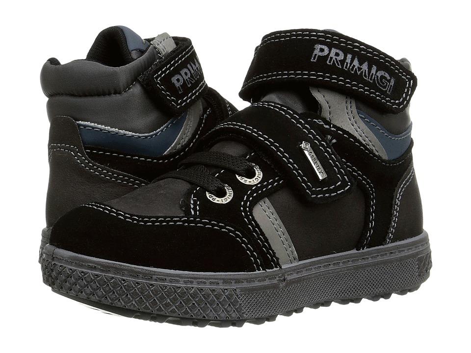 Primigi Kids - Ziry (Toddler/Little Kid/Big Kid) (Black) Boys Shoes
