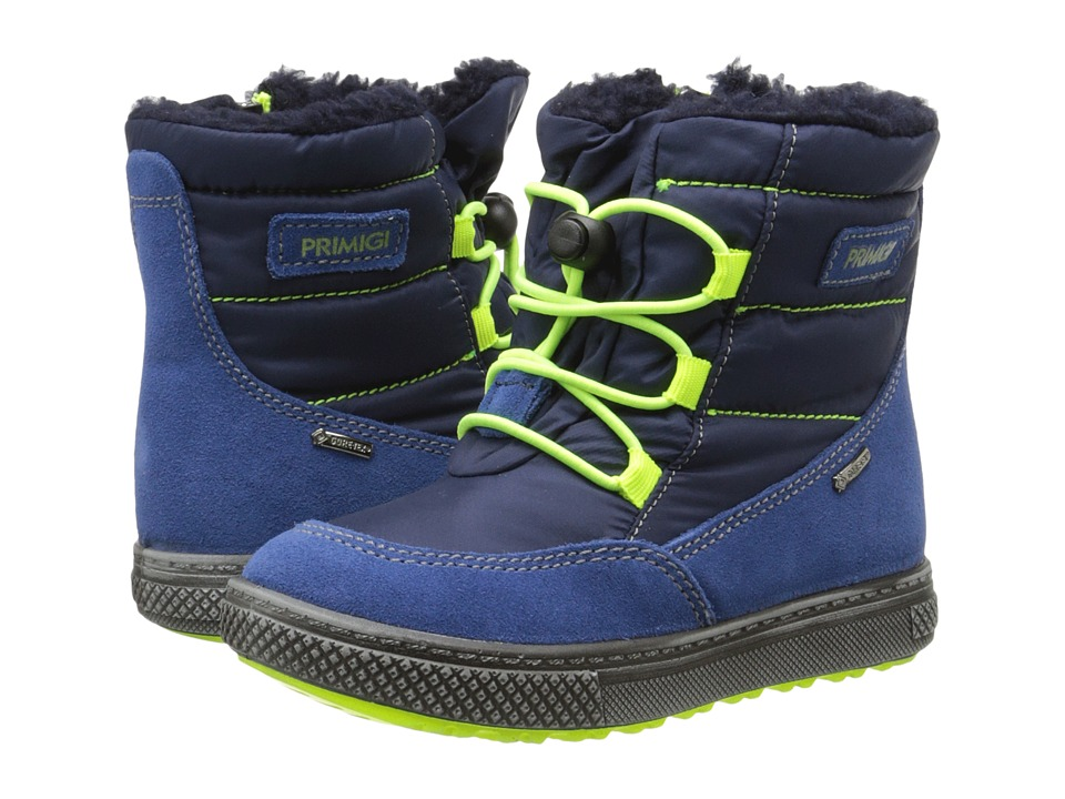 Primigi Kids - Arrow (Toddler) (Blue) Boys Shoes