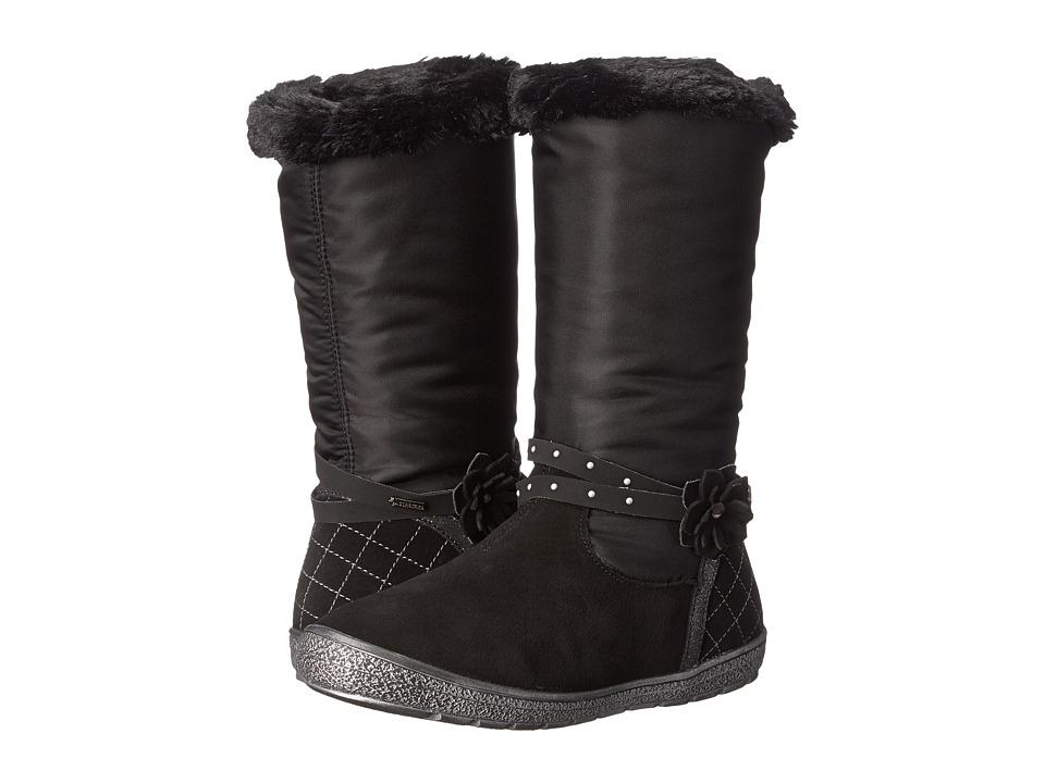 Primigi Kids Annecy (Toddler/Little Kid) (Black) Girls Shoes