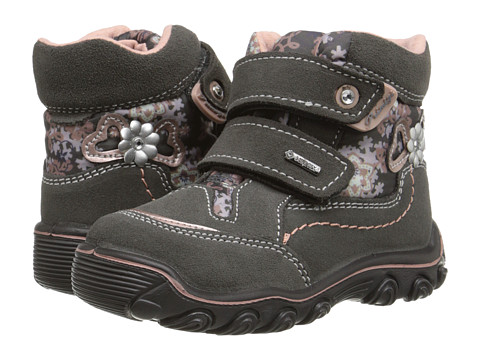 Primigi Kids - Fabrizia (Toddler) (Grey) Girls Shoes