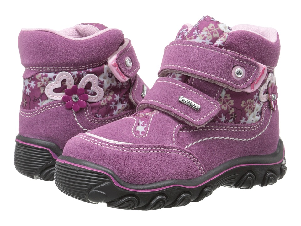 Primigi Kids - Fabrizia (Toddler) (Pink) Girls Shoes