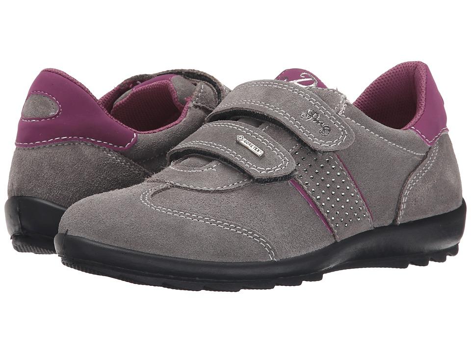 Primigi Kids - Evelina (Toddler/Little Kid/Big Kid) (Grey) Girls Shoes