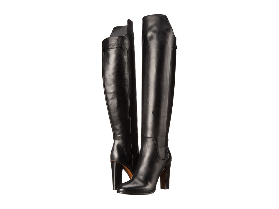 Vince Dempsey (Black Victoria Superior Calf) Women