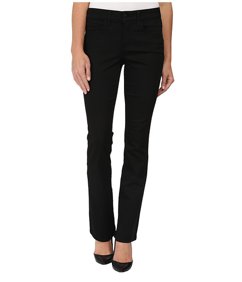 NYDJ - Billie Mini Bootcut (Black) Women's Casual Pants