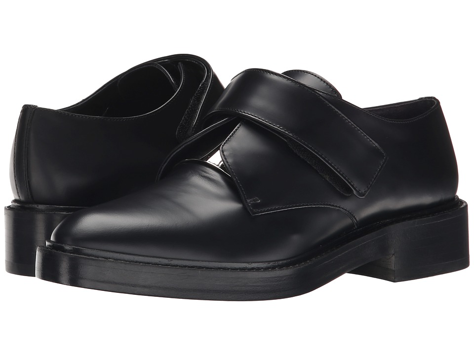 Vince - Wren (Black Carli Abrasivato) Women's Slip on Shoes